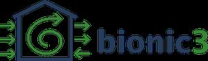 bionic3 | Ihr Dienstleister für Luftdichtigkeitsmessungen | blower-door Logo