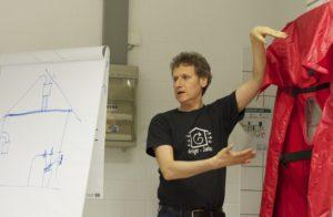 Inhouse-Seminar Training Blower-Door Messung/Messtechnik
