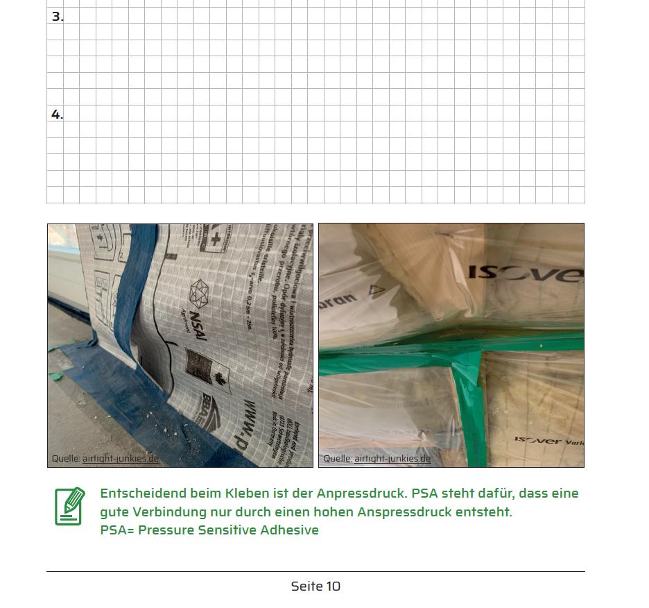 Luftdichtheitsnorm DIN 4108-7: Webinar und Arbeitsheft am 19.01.2021 mit Reguvis Fachmedien